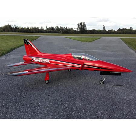 Elite Aerosports Shockwave Sports Jet Scheme #11-83475