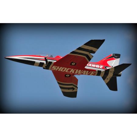 Elite Aerosports Shockwave Sports Jet Scheme #11-83473