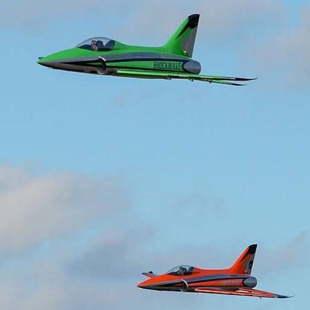 Elite Aerosports Shockwave Sports Jet Scheme #11-83476