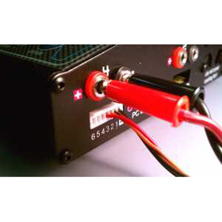 EDN-CC-XH6S-JR Combo Balance-Charge Cord