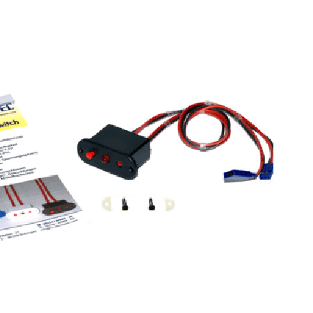 Emcotec Failsafe DPS Switch JR / JR-0