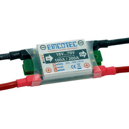 SPS SafetyPowerSwitch 70V 100/200A-0