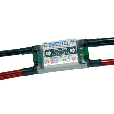 SPS SafetyPowerSwitch 70V 140/280A-0