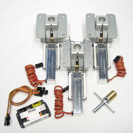 Pro-Drive Hercules Electric Retract Set Basic-0