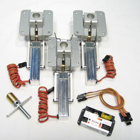 Pro-Drive Hercules Electric Retract Set PRO-0