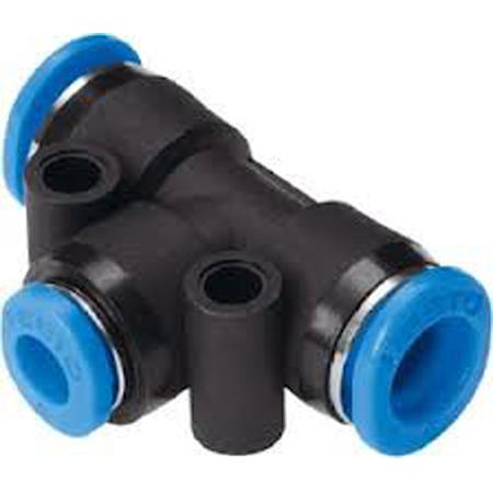 Festo 4mm - 3mm T Connector-0