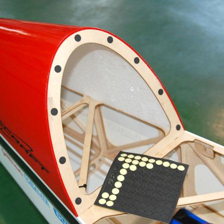 SECRAFT Floating Pad (No2)-82216