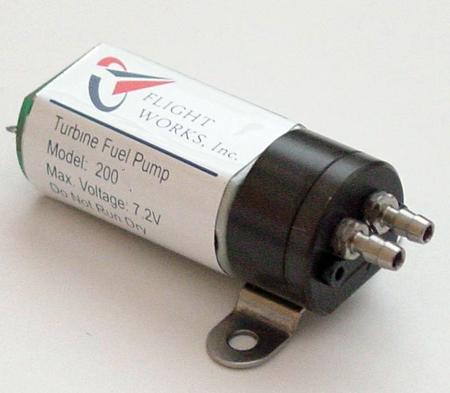 Flightworks 200-C Fuel Pump
