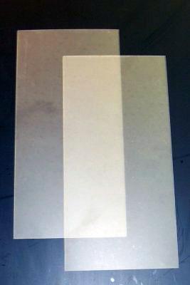 "G-10 EpoxyGlass Sheets ~ .005"""