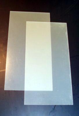 "G-10 EpoxyGlass Sheets ~ .015"""