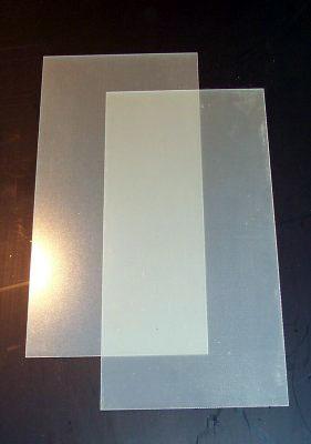"G-10 EpoxyGlass Sheets ~ .020"""