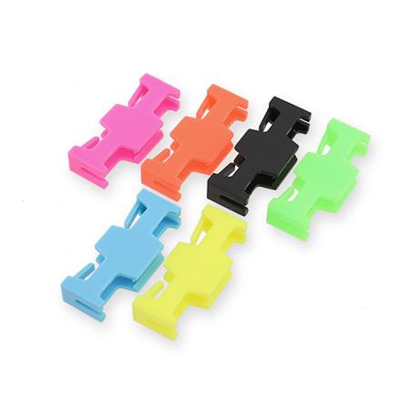 Servo Safety Clips Multi Color - 6 Pack-0