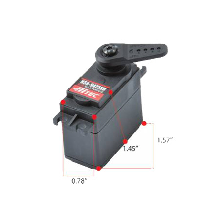 Hitec HSB-9475SH, Multipurpose Brushless