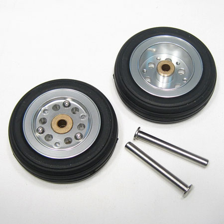 """Intairco Main Wheels - 2 1/4"""" (57mm) - No Brake-0"""
