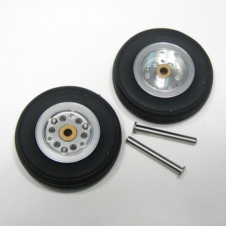 """Intairco Main Wheels - 2 5/8"""" (66mm) - No Brake-0"""