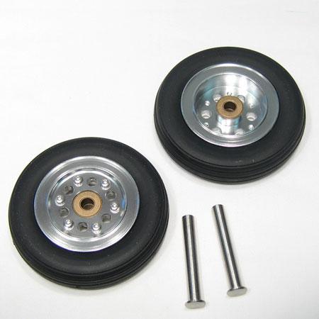 """Intairco Main Wheels - 3 1/4"""" (83mm) - No Brake-0"""