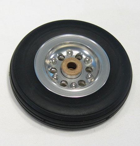 """Intairco Nose Wheel - 3 1/4"""" (83mm)-0"""