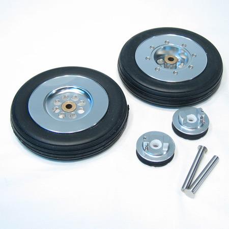 "Intairco Main Wheels - 4 1/2"" (115mm)-0"