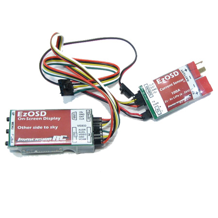 EzOSD On Screen Display System with GPS-0