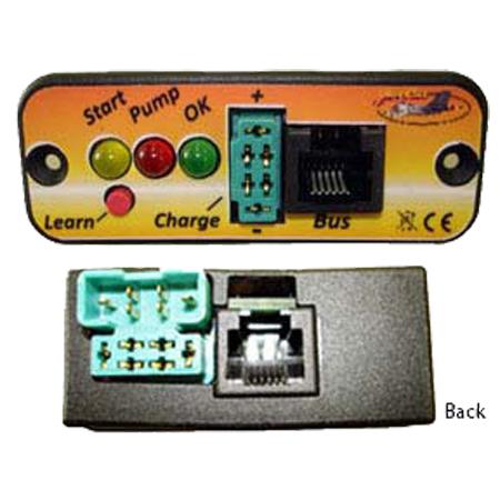 LED I/O Board with Charge-0