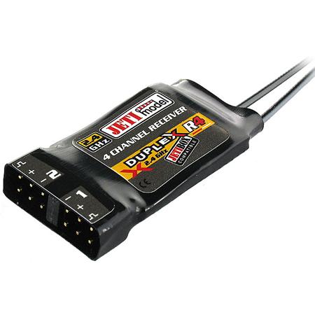 Jeti Duplex EX R4L 2.4GHz Mini Receiver w/Telemetry