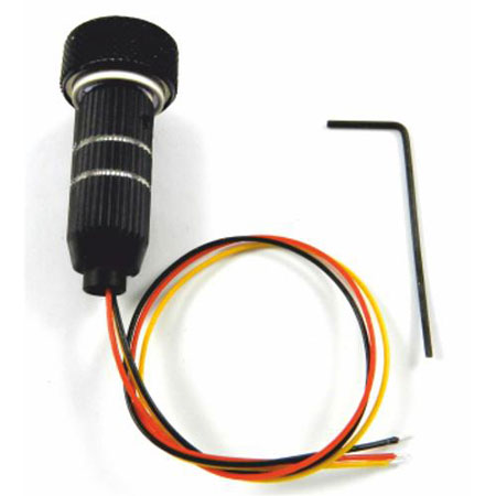 Jeti Transmitter Stick End with Rotary Control Knob