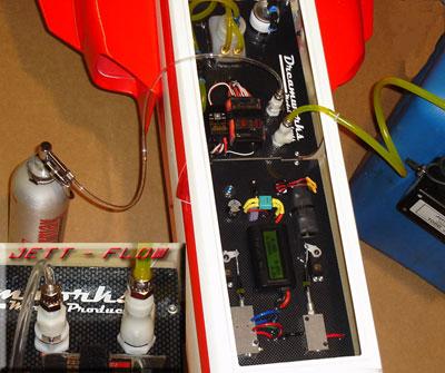 Jett-Flow Fueling Kit GAS Only
