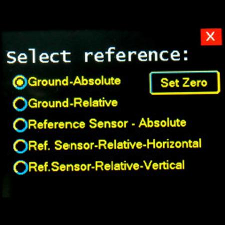 Angle Sensors for GC Meter-84411