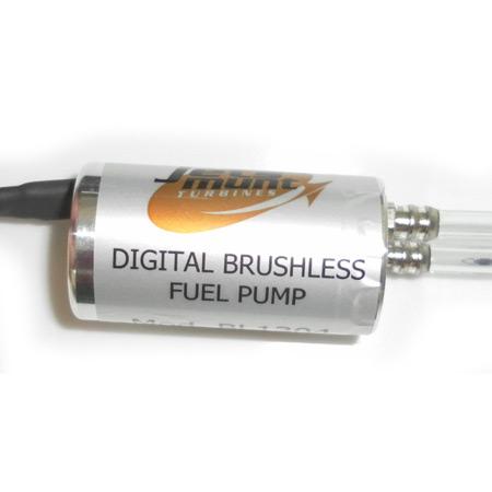 JetsMunt Electric Brushless Fuel pump 4mm-0