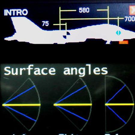 Xicoy Digital Weight and Balance CG Meter/Angle Sensor Combo-0