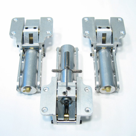 Jet Model Products MK30 Retract Set-0