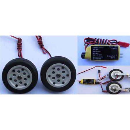 65mm Electric Brake and Wheel Set-85553
