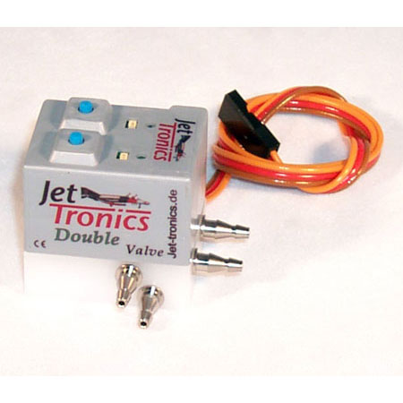 Jet-tronic Electronic Dual Action, Retract or Gear Door Valve-0