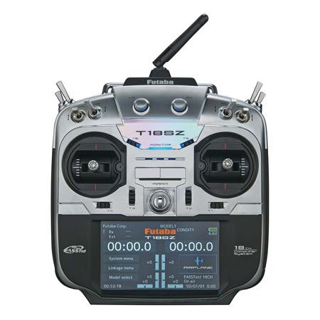 Futaba 18SZA 2.4GHz ..with R7008SB Telemetry Air..-0