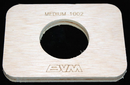 "BVM Medium Tire Push Tool..(for use with 3"" to 3-1/2"" diameters)-0"
