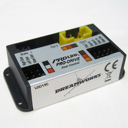 Pro-Drive Hercules Electric Retract Set PRO-82394