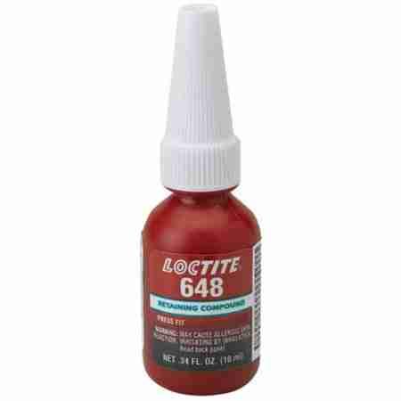 Loctite 648 10ml Retaining Compound-0