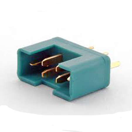Multiplex Male Charge Plug Connector