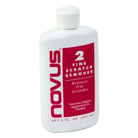 NOVUS Plastic Polish #2 - 8oz-0