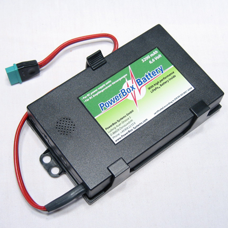PowerBox Battery 3200 LiFePo4