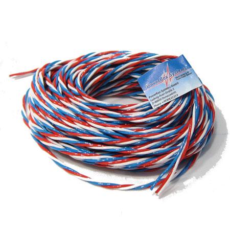 Powerbox Premium Bulk Lead, Servo Wire - 10 Meter