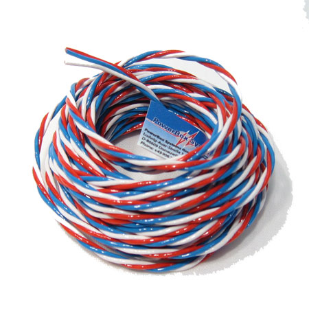 Powerbox Premium Bulk Lead, Servo Wire - 5 Meter-0