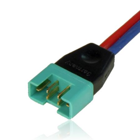"MPX - PIK Male Connector 40cm (15"" )"