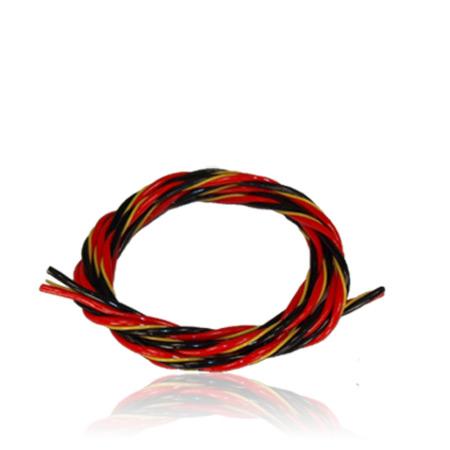 PowerBUS Bulk lead, servo wire, length 5m