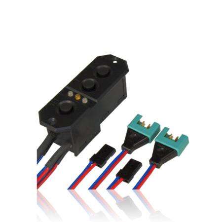 Powerbox Sensor Electronic Switch MPX/JR 7.4V