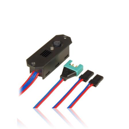 Powerbox Digital Switch MPX/JR 7.4V