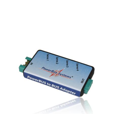 PowerBUS to BUS adapter
