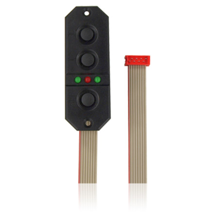 Powerbox Individual replacement sensor switch - red connector-40cm ribbon cable-0