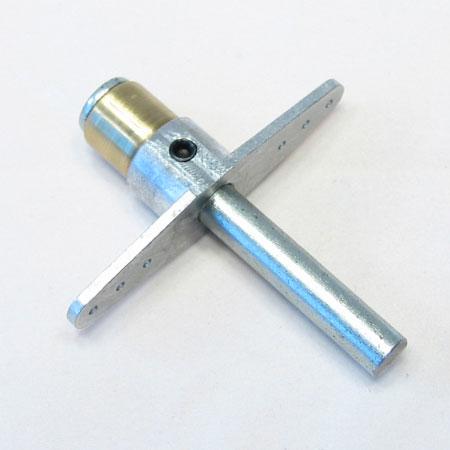 "Pro-Link 7/16"" Steering Tiller Assembly - 1/4"" Pin Not Offset-0"