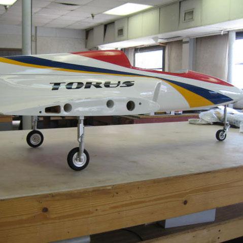 Boomerang Torus Main Struts-80389